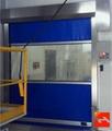 Fast Shutter Rolling Door With CE Certification High Speed Door  4