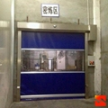 Fast Shutter Rolling Door With CE