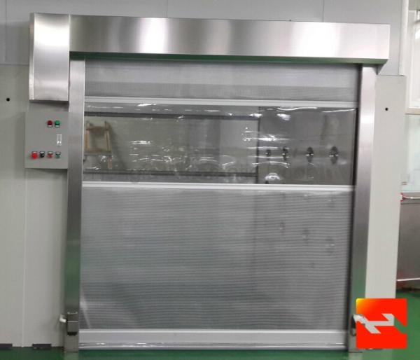Good Quality High Speed Door With CE Certification  1