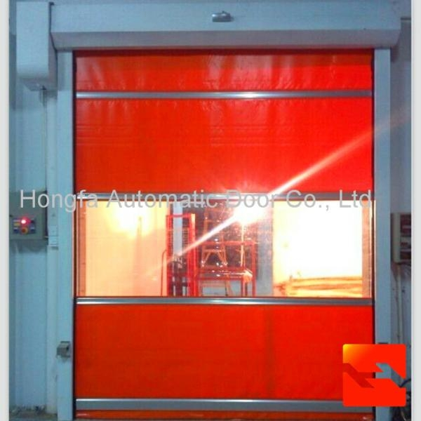Top Quality Automaitc High Speed Door With CE Certification  1