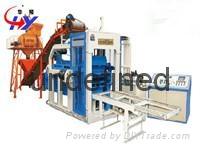 HY-QM4-12 fly ash brick making machine  1