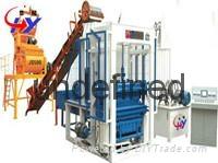 HY-QT5-20 interlock brick making machine 1
