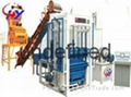 HY-QT5-20 interlock brick making machine
