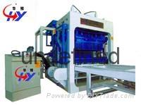 HY-QT10-15 concrete block making machine 1