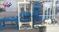 HY-QT3-25 semi-automatic concrete block machine 1