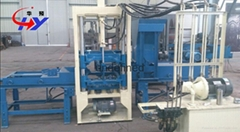 HY-QT3-25 semi-automatic concrete block machine