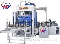 HY-QT6-15 interlocking brick machine