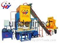 HY-200K fly ash brick machine 1