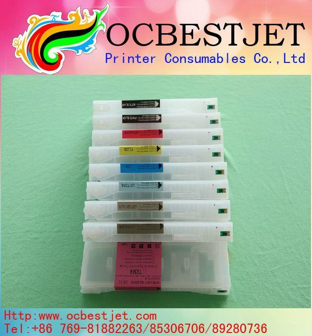 Refillable ink Cartridge for Epson 9890  1