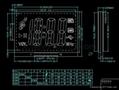 段碼液晶模組帶藍色背光 3
