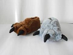 animal indoor slipper