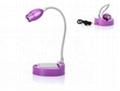 solar desk lamp  SK-06-005 1