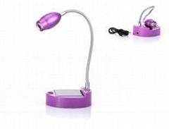 solar desk lamp  SK-06-005