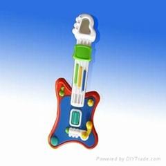 吉它手板模型