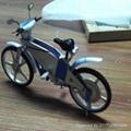 3D print prototype Electric bicycle prototype