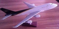 飛機手板模型