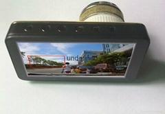 行车记录仪手板模型