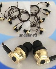 earphone prototype