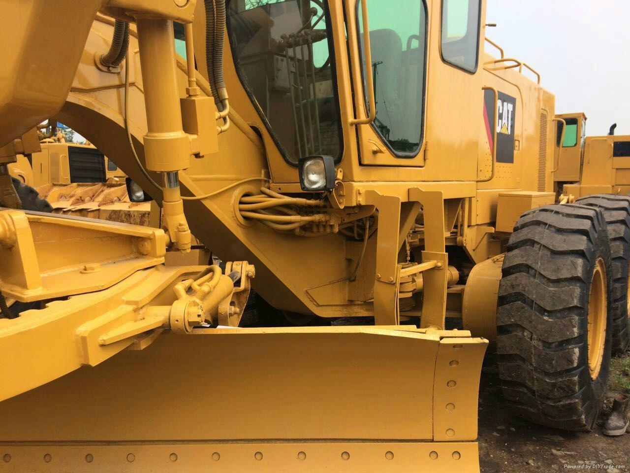 Used caterpillar 140g motor grader for sale china trading for Used motor graders for sale
