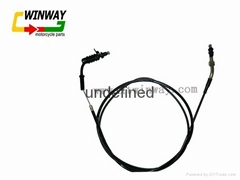CG-125 ACC CABLE,motorcycle parts,throttle cables
