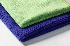 Warp knitted stripes cloth B