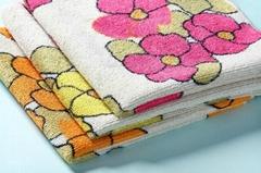 Warp knitting printing cloth A