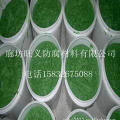 污水池玻璃鱗片防腐塗料