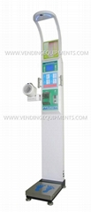 CVE-BS15A Touch Screen Multifunctional Body Scale