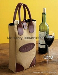 wine bottle bags