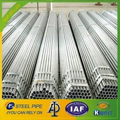 pre galvanized carbon steel pipe Q195