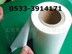 透明防水防過敏高彈性PU膜卷材