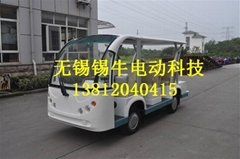无锡锡牛XN60828座电动观光车