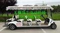 無錫錫牛XN2086 8座電動高爾夫球車 3