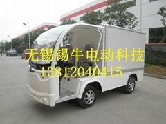 无锡锡牛XN6082KCX电动厢式货车