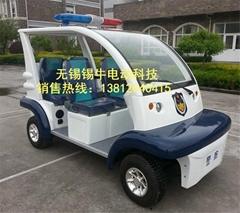 无锡锡牛XN6042J四座电动巡逻车