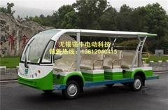 无锡锡牛XN6142 14座游览观光电瓶车