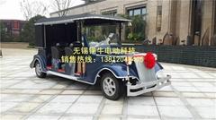 无锡锡牛XN8061A 6座复古电动老爷车
