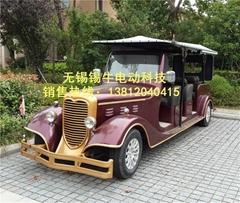 无锡锡牛XN6111 11座超豪华电动老爷车