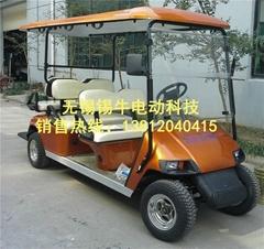 无锡锡牛XN2064K 6座电动高尔夫球车
