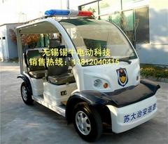 无锡锡牛XN6042P 4座电动巡逻车