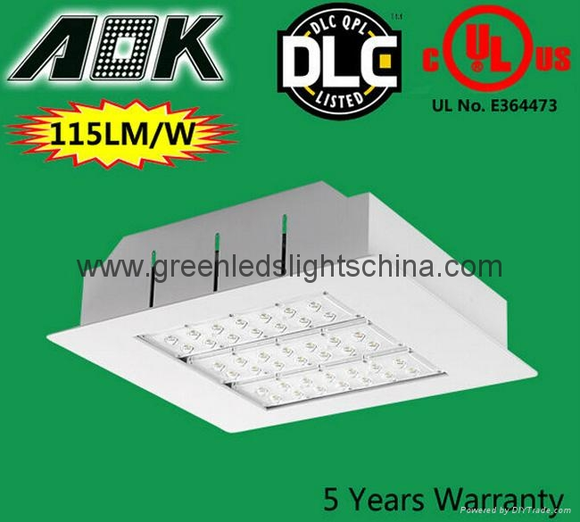 Top Quality Workshop Industrial Use LED Canopy Light With Anti-Glare Funtion 1