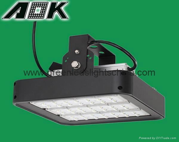 L70 62000Hrs Lifespan 80W Industrial LED High Bay Lamp 1