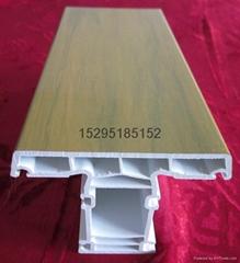 江苏70平开系列塑钢型材