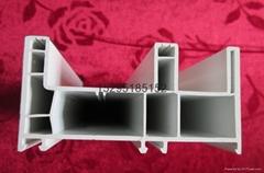 內遮陽推拉塑鋼型材