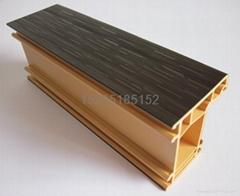 塑钢型材覆膜