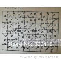 Jigsaw puzzle die A4-70pcs Special design 1
