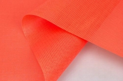 PVC colored mesh for wind screen banner
