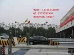 车辆检测光幕传感器光栅