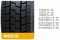 Truck and bus radial tyre -- TBR  MIRAGE