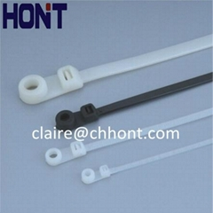 8inch mountable head nylon cable ties